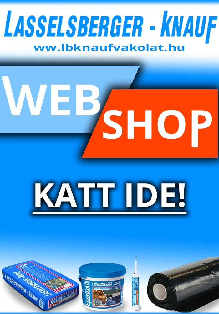 Lb Knauf webshop