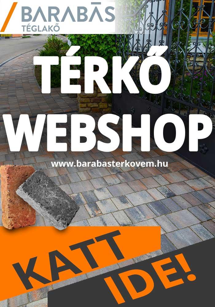 Barabas webshop