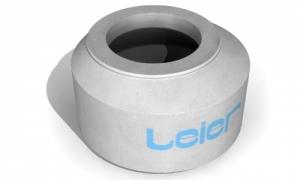 Leier ASZ EU 100/62,5/40  L/G aknaszűkítő, gumigyűrűvel is illeszthető