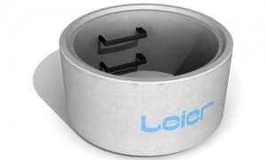 Leier AGY 100/50/9 L aknagyűrű csaphornyos illesztéssel