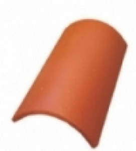 Leier Lux kúpcserép - vörös