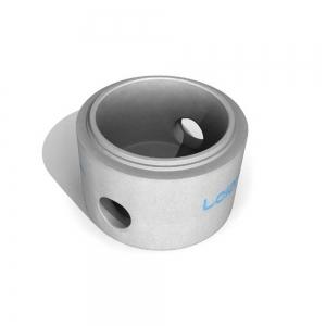 Leier AFE 200/160 L/G akna fenékelem, gumigyűrűvel is építhető