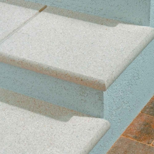 Leier Granite kétélen kezelt burkolólap (Softline vagy Hardline) - rose - 40 x 40 cm