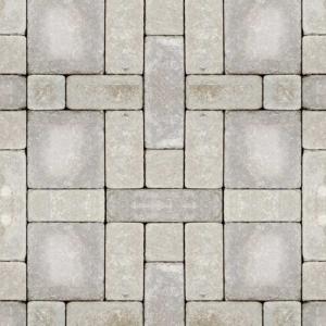 Leier Mercato térkő - szürke - 20 x 20 cm