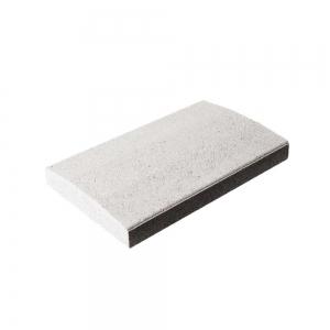 Leier Modus fedlap - törtfehér - 46 x 28 x 6 cm