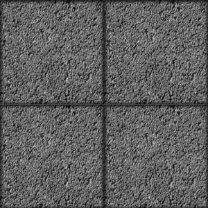 Leier Piazza térkő 20x20x6 antracit