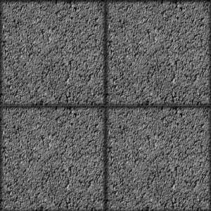 Leier Piazza térkő 30x30x6 antracit