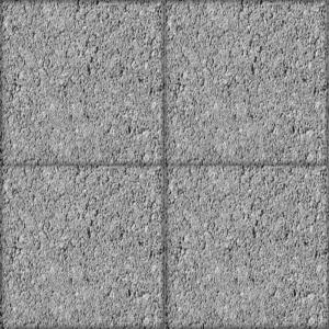Leier Piazza térkő 20x20x6 szürke