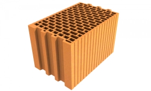 LeierPlan 45 N+F, Leier Fix univerzális ragasztóhabbal - 45 x 25 x 24,9 cm
