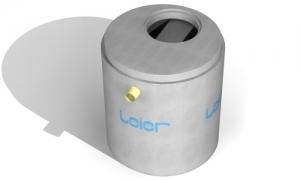 Leier LOL Super 25/100 KF zápor túlfolyós olajleválasztó