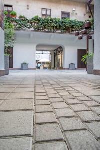 Leier Piazza térkő 10x10x6 szürke