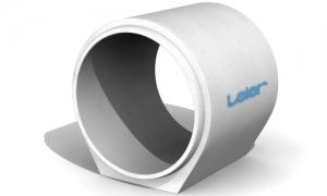 Leier TA 50/100 talpas betoncső, csaphornyos illesztéssel